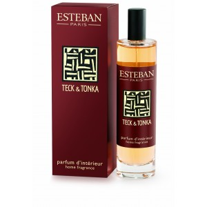TECK & TONKA Spray zapachowy 100ml Esteban Paris Parfums